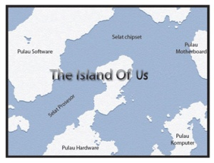 The Island of Us